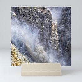 The magnificent Barron Falls Mini Art Print