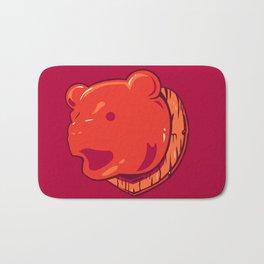Bear prize Bath Mat