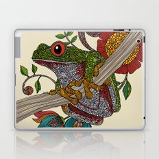Phileus Frog Laptop & iPad Skin