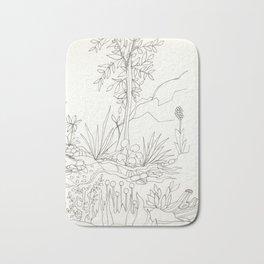 Sapling Bath Mat