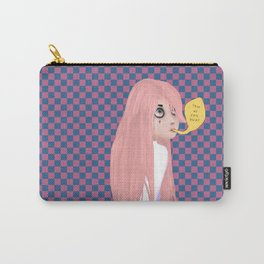 Take Me Far Away Carry-All Pouch