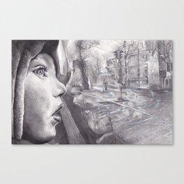 Through a Child's Eyes Canvas Print