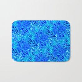 Mermaid's scales Bath Mat