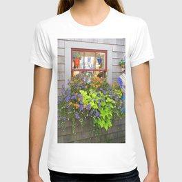 Nantucket Window box T-shirt