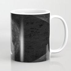 The crow and its moon. Mug
