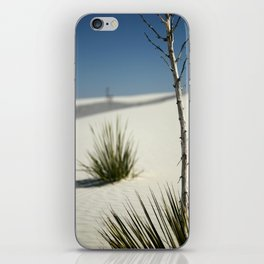 White Sands, March 2007 iPhone Skin