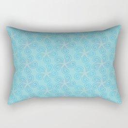 Swirling Starfish Rectangular Pillow