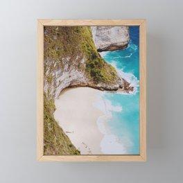 Nusa Penida Framed Mini Art Print