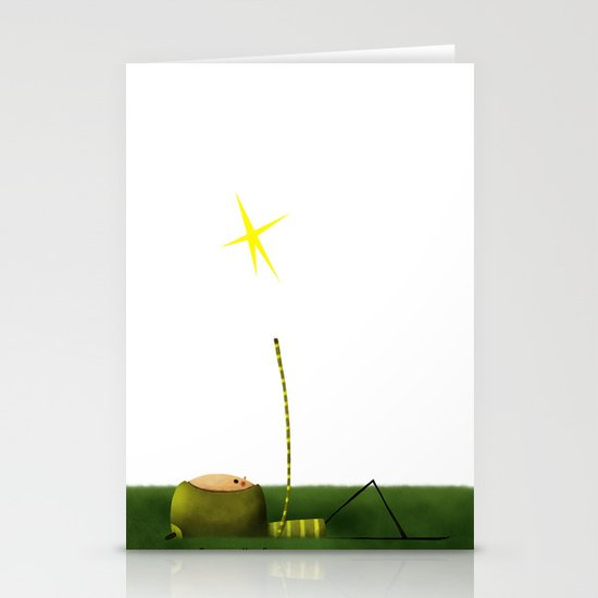 ...Star Stationery Cards