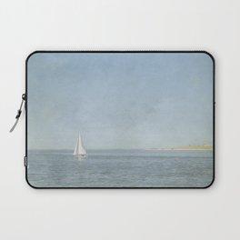 Sunday Sail  - Cape Cod Laptop Sleeve
