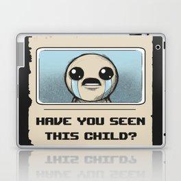 Missing Poster Laptop & iPad Skin