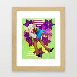 Sprung on Ya Framed Art Print