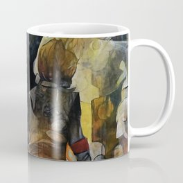Portrait of Josef Stalin  Coffee Mug