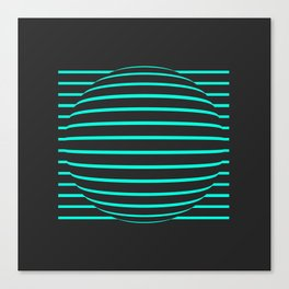 Optical 0.1 Canvas Print
