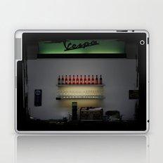 Vespa Bar Laptop & iPad Skin