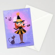 Lilly Witch Stationery Cards