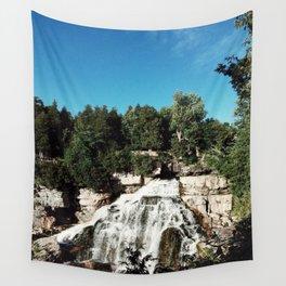 Ingliss Falls Wall Tapestry