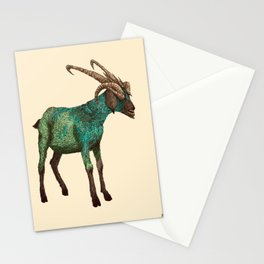Babes in Woodland (Goat) Stationery Cards