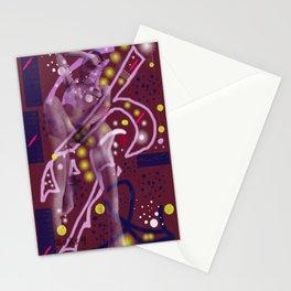 Homage to Balzac n.1 Stationery Cards