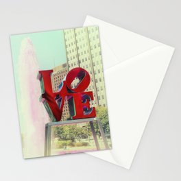 Philly Love Stationery Cards