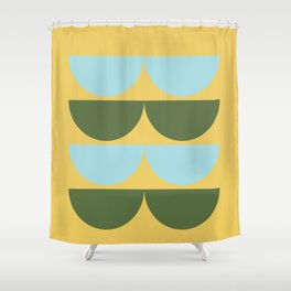 Fall Colors Deco #pantone #color #fall Shower Curtain