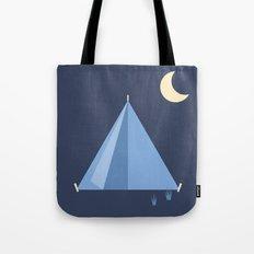 #83 Tent Tote Bag