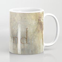 Iceland, forged by fire and ice Coffee Mug