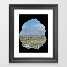 Stone Island Framed Art Print