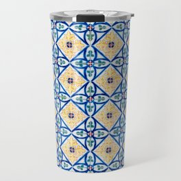 Seamless tile pattern Travel Mug