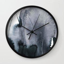 abstract form Wall Clock