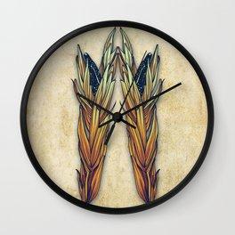 Ergot Wall Clock