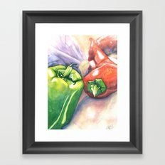 Plenty II Framed Art Print