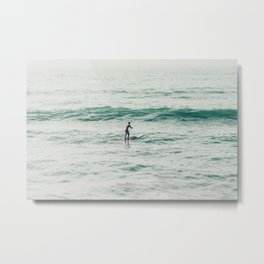 Wide Open Space San Diego Metal Print