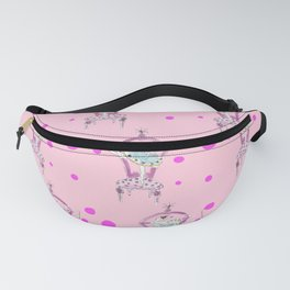 Lily White's Party-Ballerina 1 Fanny Pack