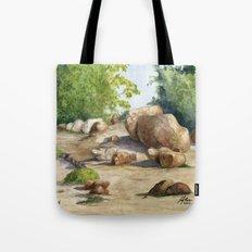 A Walk In the Arboretum Tote Bag