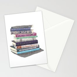 best books Stationery Cards