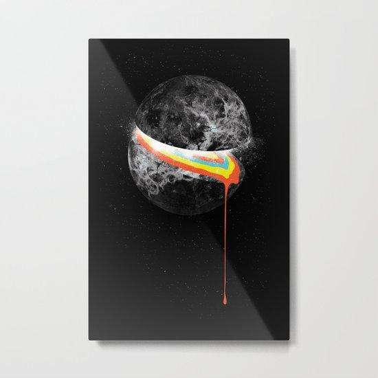 Venus Spills Her Guts Metal Print