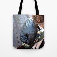 Quiet Riot Tote Bag