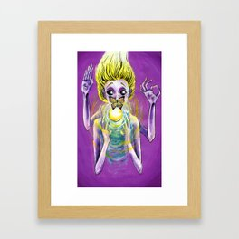 Spiritual Transformation Framed Art Print