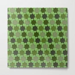 Geometrix 162 Metal Print