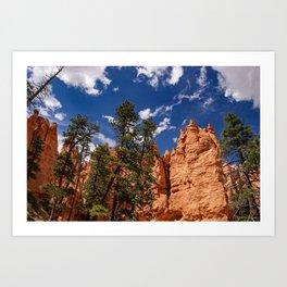 Bryce Canyon National Park, Utah - 1 Art Print