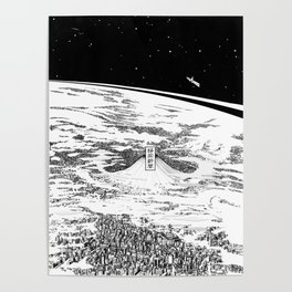 Space upon us Poster