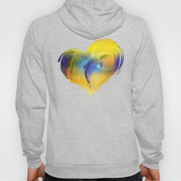 Colorful Dolphin Hoody