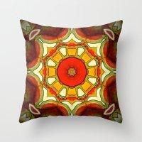 mexico Throw Pillows featuring Mexico by Laurkinn12