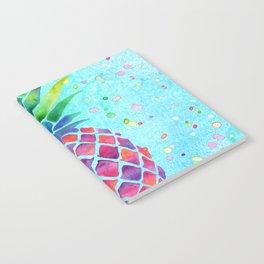 Pineapple Crush Notebook