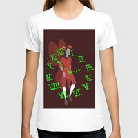 homestuck T-shirts featuring Maid of Time  by Paulipse