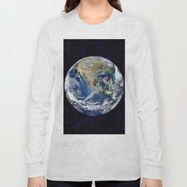 The Earth Long Sleeve T-shirt