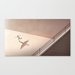 Free Inside Canvas Print
