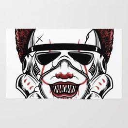 Clown Trooper Rug