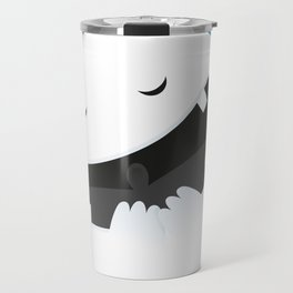 Irma, the monster Travel Mug